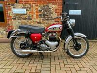 BSA Super Rocket A10 650cc Twin 1960 UK Bike Lovely Condition
