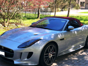 Jaguar F-Type, 2017, 2 Dr Convertible, V8-R, Lease Take Over