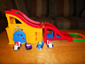 Assorted Fisher Price Little People Toys-REDUCED