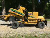 Vermeer SC 352 Stump Grinder Barrie Ontario Preview