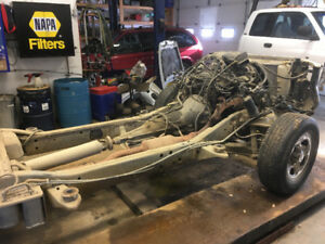 Parting out 2001 Dodge