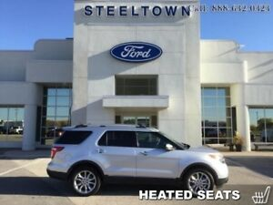 2012 Ford Explorer LIMITED AWD  - Leather Seats