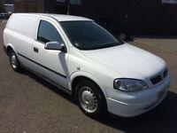 5505 Vauxhall Astravan Envoy Cdti White 89948mls