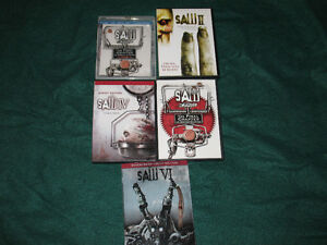 Halloween/horror DVD's...open to offers! London Ontario image 3