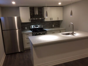 Basement Apartment for Rent - Utilities Included