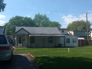 Move in Ready! 2 Bedroom Home on Double Lot- Riverside Area
