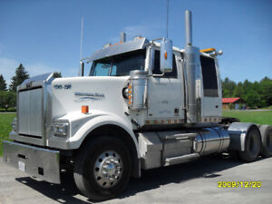 Camion Western Star 2012
