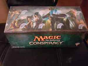 MTG - Magic The Gathering Conspiracy Sealed Box