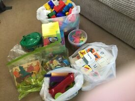 Pre-school toy bundle
