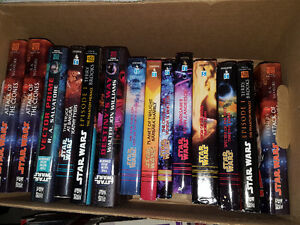 Science Fiction & Fantasy Hardcover and Softcover books