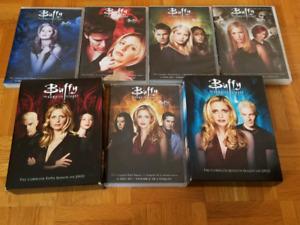 Les 7 saisons Buffy contre les vampires