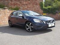Volvo V60 DRIVE R-DESIGN START/STOP ++?30 ROAD TAX++HIGH MPG++