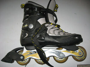 Mens and Ladies rollerblades for sale