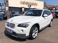 2012 X BMW X1 2.0 SDRIVE20D XLINE 5D AUTO 181 BHP DIESEL