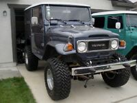 Toyota Land Cruiser BJ 40 or HJ 45 pickup
