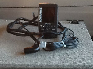 Lowrance Elite 4x Fish Finder