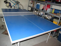 Kettler Top Ping Pong Table