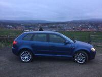 Audi A3 2lt swaps/part ex