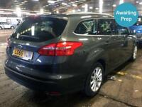 2015 FORD FOCUS 1.5 TDCi 120 Titanium 5dr Estate