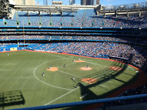 Blue Jays vs Twins, Free T-Shirt Day, Sec 534R Row 7, Sun Aug 28