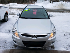 2011 HYUNDAI ELANTRA NEW 2 YEAR MVI