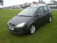 Ford Focus C-MAX 1.8TDCi 2006 Zetec PX Swap Anything considered
