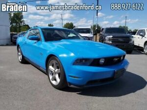 2012 Ford Mustang GT  -  Fog Lamps - $210 B/W