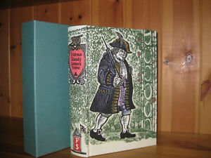 Tristram Shandy - The Life and Opinions of - Folio Edition