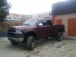 LS.8.1LITRE.BBC.496.SILVERADO.4X4.TRADE.FOR.CHEVY.PRO.STREET.CAR