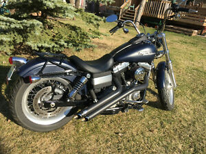 2009 Harley Davidson Street Bob for sale low milage