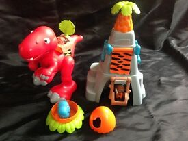 Happyland Dino Set. Collection Lychpit. On other sites.