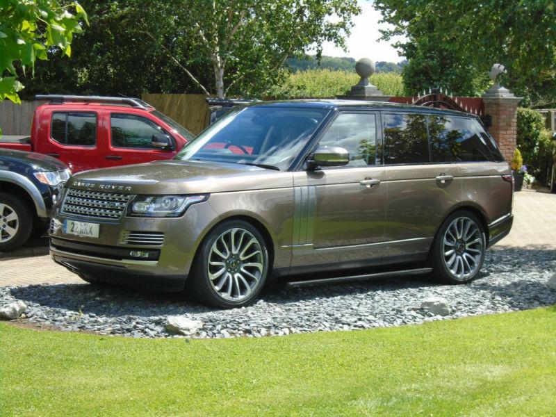 2014 Land Rover Range Rover 3.0TD V6 Vogue SE (NARA BRONZE)