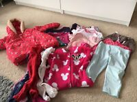12-18 months Baby Girl bundle