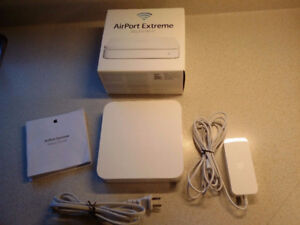 Airport Extreme 802.11n Wi-Fi Router ( Apple )