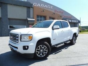 GMC Canyon SLE, ALL TERRAIN, CREW CAB, CUIR/ TISSUS ,WOW 2017