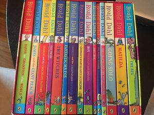 Roald Dahl - Phizz whizzing collection