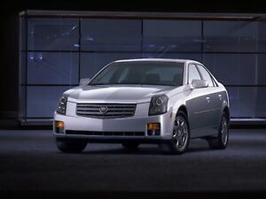 CADILLAC 2002 CTS FOR SALE AS IS