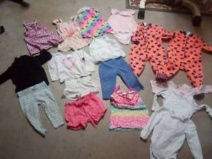 Size 1 girls winter/summer clothes-bargain for the lot Durack Brisbane South West Preview