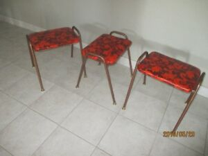 For sale 4 stools in very good condition. all 4 for $ 35