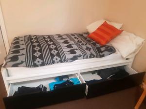 children's double bed