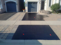 Seal The Deal Driveway Services - Servicing until November !
