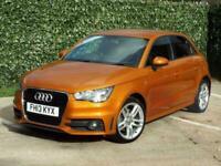 2013 Audi A1 1.4 SPORTBACK TFSI S LINE 5DR Hatchback Petrol Manual