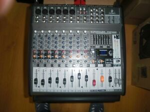 TABLE DE MIXAGE EUROPOWER PMP 1000 NEUF ET SPEAKERS