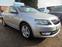 2016 66 SKODA OCTAVIA 1.4 SE TSI 5DR 150 BHP FINANCE WITH NO DEPOSIT AND NOTHING