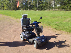 Invacare Comet 4 Wheel Scooter