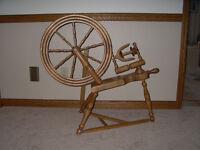 Spinning Wheel, decorative