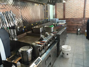 Restaurant take out very cheap rent 1250 monthly