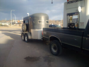 Horse trailer $2800.00