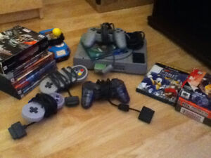 Selling RETRO console and games too ! West Island Greater Montréal image 9