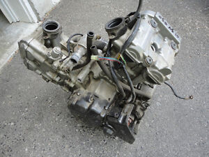 Parting out 2001 Suzuki SV650 being sold for parts only